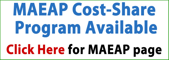 MAEAP Cost Share Program
